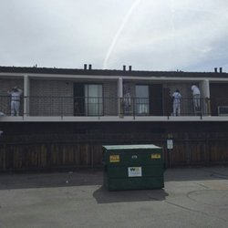 this is another before picture of midtown apartments